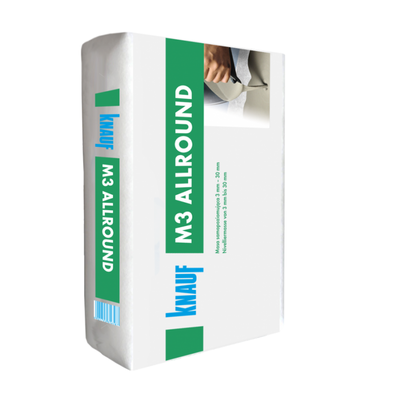 Knauf M3 Allround Levelling Compound 25kg Order And